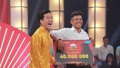 Giải trí - Thách thức danh hài mùa 4: Chàng xe ôm 'chất nhất quả đất' ẵm 40 triệu