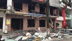Tin nhanh - Toàn cảnh hiện trường vụ nổ kinh hoàng ở Nghệ An