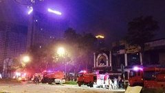 Tin nhanh - Thành Vinh rung chuyển vì nhà 2 tầng phát nổ lúc nửa đêm