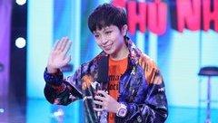 Giải trí - Gil Lê ngại ngùng khi bị hỏi về Chi Pu trên sóng truyền hình