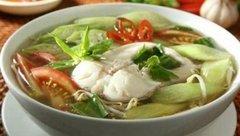 Gia đình - Hướng dẫn làm món canh cá nấu dọc mùng ngon lạ đãi cả nhà