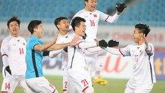 Cộng đồng mạng - Rạo rực áng thơ mừng U23 Việt Nam chiến thắng của Đại úy trẻ