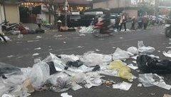 Cộng đồng mạng - Hình ảnh khu phố trung tâm của Đà Lạt ngập rác sau Tết và bài học về ý thức tự giác