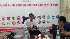 Thể thao - Nóng: Sau bê bối ghi âm rò rỉ, ông Trần Mạnh Hùng bất ngờ rời ghế Phó Chủ tịch VPF