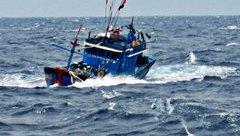 Tin nhanh - Tiếp tục tìm kiếm 2 thuyền viên mất tích trên vùng biển Bạc Liêu