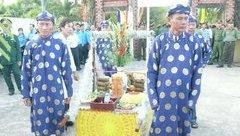 Tin nhanh - Clip: Người dân cà Mau tổ chức lễ Giỗ Tổ Hùng Vương năm 2018