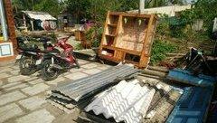 Tin nhanh - Hơn 50 căn nhà ở Bạc Liêu bị sập và tốc mái do lốc xoáy