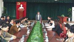 Tin tức - Chính trị - Hải Phòng: Công bố Quyết định cách chức Chủ tịch huyện An Lão
