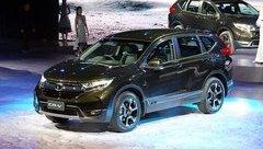 Xe++ - Honda CR-V 7 chỗ ngồi thế hệ mới có thực sự hay trong tầm giá?
