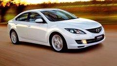 Xe++ - Triệu hồi 206.570 xe Mazda6 do lỗi hệ thống phanh khẩn cấp