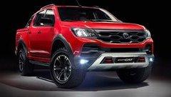 Xe++ - Bán tải Holden Colorado SportsCat lộ diện, thách thức Ford Ranger Raptor