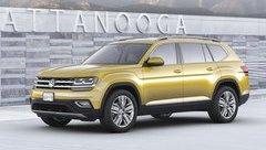 """Xe++ - Vừa ra mắt, Volkswagen Atlas lập tức bị """"hồi xưởng"""" để sửa chữa"""