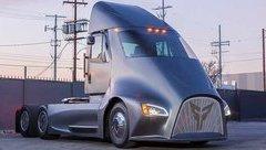Xe++ - Xe tải điện Thor Trucks ET-One ra mắt, cạnh tranh với Tesla Semi