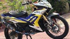 Xe++ - Yamaha Exciter 150 độ siêu môtô BMW ở miền Tây