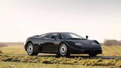 """Xe++ - """"Hàng hiếm"""" Bugatti EB110 GT hơn 21 tỷ đồng lên sàn đấu giá"""