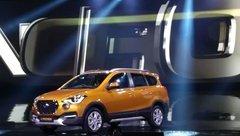 Thị trường xe - Datsun Cross - Xe 7 chỗ giá siêu rẻ chỉ 227 triệu đồng