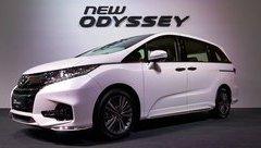 Thị trường xe - Xe ế Honda Odyssey 2018 bản nâng cấp có gì đặc biệt?