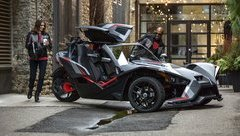 Thú chơi xe - Xe thể thao 3 bánh bước ra từ phim viễn tưởng giá gần 700 triệu đồng