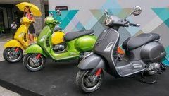 Thị trường xe - Vespa GTS 300 ABS ế thảm tại Việt Nam, loay hoay vực dậy ở nước ngoài