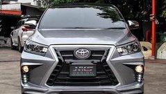 Thú chơi xe - [VIDEO] Ngỡ ngàng Toyota Innova 'thửa' bodykit Lexus LX 570 độc nhất vô nhị