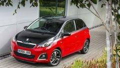 Thị trường xe - Xe đô thị cỡ nhỏ Peugeot 108 lộ diện, giá chỉ 281 triệu đồng