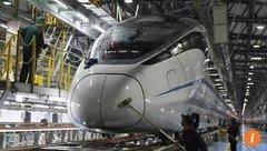 Công nghệ - Trung Quốc tuyên bố công nghệ tàu cao tốc bị đánh cắp