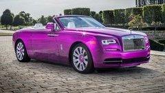 Xe++ - Mãn nhãn với chiếc Rolls-Royce Dawn 'lòe loẹt' nhất thế giới