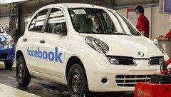 """Xe++ - Facebook gia nhập """"cuộc chơi"""" ô tô"""