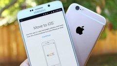 Công nghệ - Ba cách chuyển địa chỉ liên hệ từ Android sang iPhone