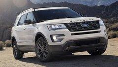 Xe++ - SUV cao cấp Ford Explorer lại dính án triệu hồi