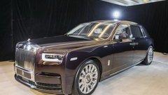 Xe++ - Chiếc xe siêu sang Rolls-Royce Phantom 2018 'đặt chân' tới Malaysia