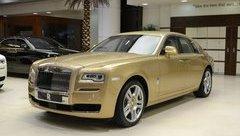 """Xe++ - Cận cảnh Rolls-Royce Ghost """"Oasis Edition"""" phiên bản đặc biệt"""