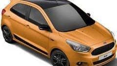 Xe++ - Ford Ka + Black Edition - xe đô thị cỡ nhỏ dành riêng cho Serbia