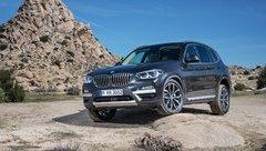 Xe++ - Giá bán BMW X3 2018 tại thị trường Thái Lan cao ngất ngưởng?