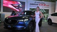 Xe++ - Mazda CX-5 thế hệ mới chính thức ra mắt, giá bán từ 879 triệu đồng