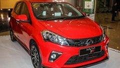 Xe++ - Những điểm đặc biệt của ô tô giá rẻ Perodua Myvi