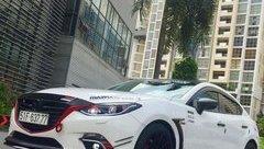Xe++ - Mazda3 độ phong cách Mỹ 'không đụng hàng' của tay chơi Sài Gòn