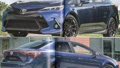Xe++ - Toyota Corolla 2019 lộ diện không che, đẹp như Camry