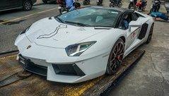 Thị trường xe - Lamborghini Aventador Roadster chính thức có mặt tại Sài Gòn
