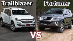 Đánh giá xe - Chevrolet Trailblazer đấu Fortuner: Ánh sáng có ở cuối đường hầm?