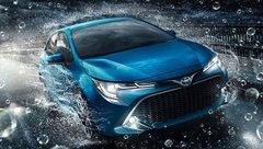 Thị trường xe - Toyota Corolla hatchback 2019 chốt giá bán chính thức