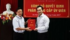 Chính trị - Xã hội - Đà Nẵng có tân Phó ban Dân vận Thành ủy