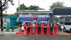 Cuộc sống xanh - Vận hành xe ô tô điện, trạm sạc điện nhanh đầu tiên tại Việt Nam