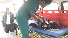 Xã hội - Vượt biển đưa bé trai 8 tháng tuổi vào đất liền cấp cứu