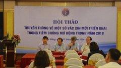Sức khỏe - Chính thức triển khai vắc xin Sởi-Rubella do Việt Nam sản xuất