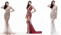 Ngôi sao - Hé lộ 3 bộ đầm dạ hội Nguyễn Thị Loan mang đến Hoa hậu Hoàn vũ 2017
