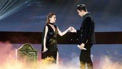 TV Show - Giang Hồng Ngọc - Mạnh Đồng nhận điểm 10 từ Ngọc Sơn