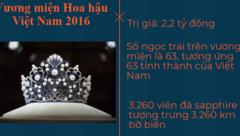 Sự kiện -  Bí mật vương miện Hoa hậu: Những con số khiến nhiều người ngỡ ngàng