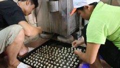 Đời sống - Thợ làm bánh Trung thu: Chỉ cần ngửi là biết nhân chuẩn hay chưa?