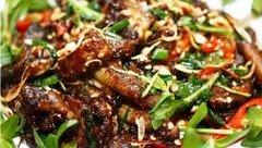 Đời sống - Món ngon mỗi ngày: Làm món lươn xào sả ớt thơm ngon tuyệt chỉ với 30 phút